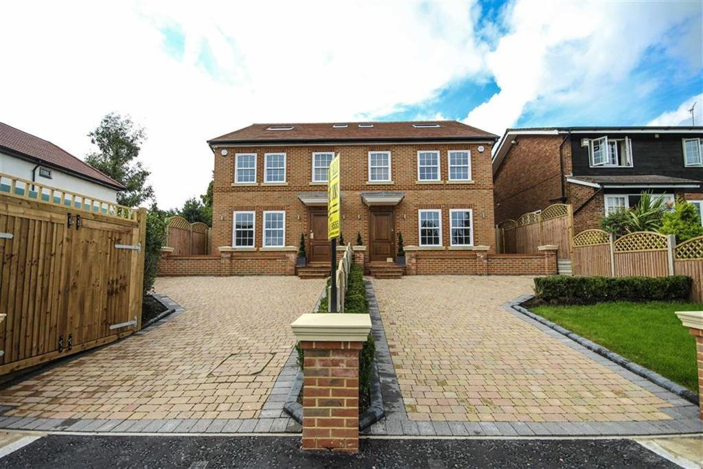 4 Bedrooms House for sale in Todhunter Terrace, New Barnet, Hertfordshire