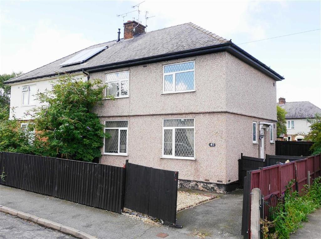 4 Bedrooms Semi Detached House for sale in Westminster Crescent, Shotton, Deeside, Flintshire