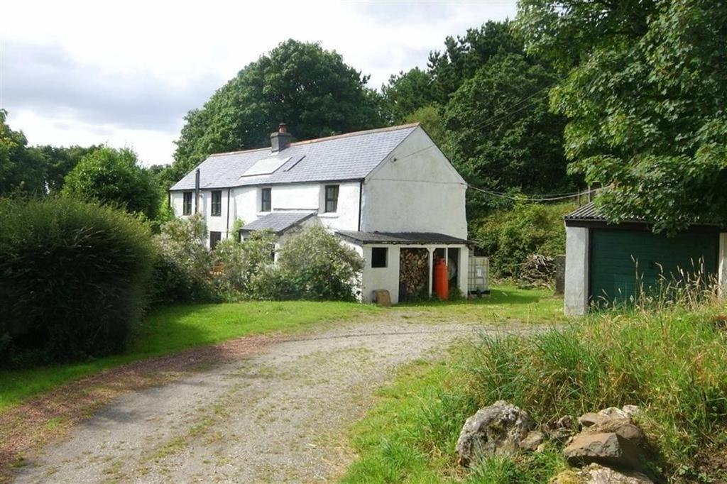 4 Bedrooms Detached House for sale in Besore, Threemilestone, Truro, Cornwall, TR3