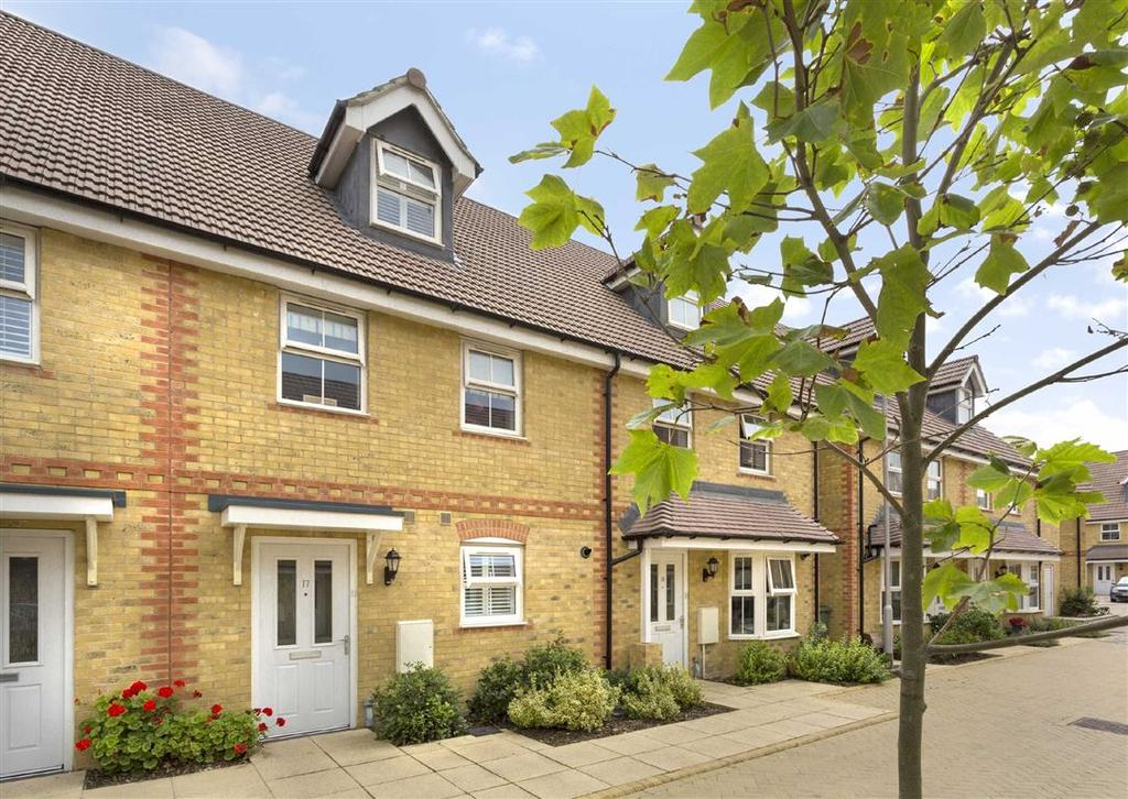 3 Bedrooms Terraced House for sale in Portslade Mews, Portslade
