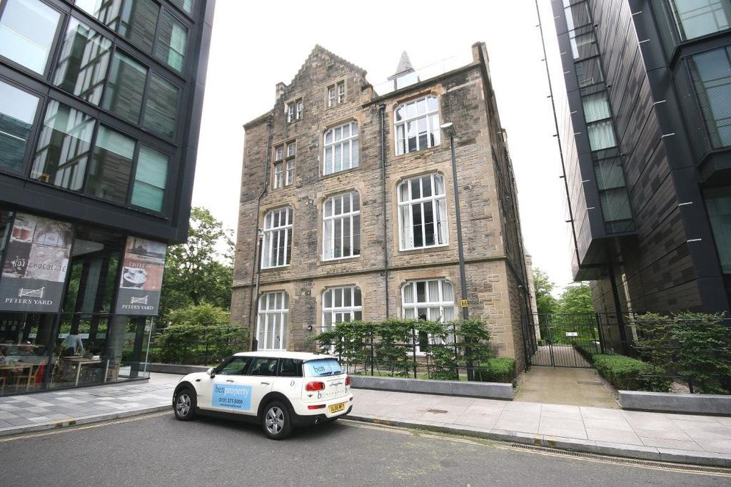 2 Bedrooms Flat for rent in Simpson Loan, Edinburgh