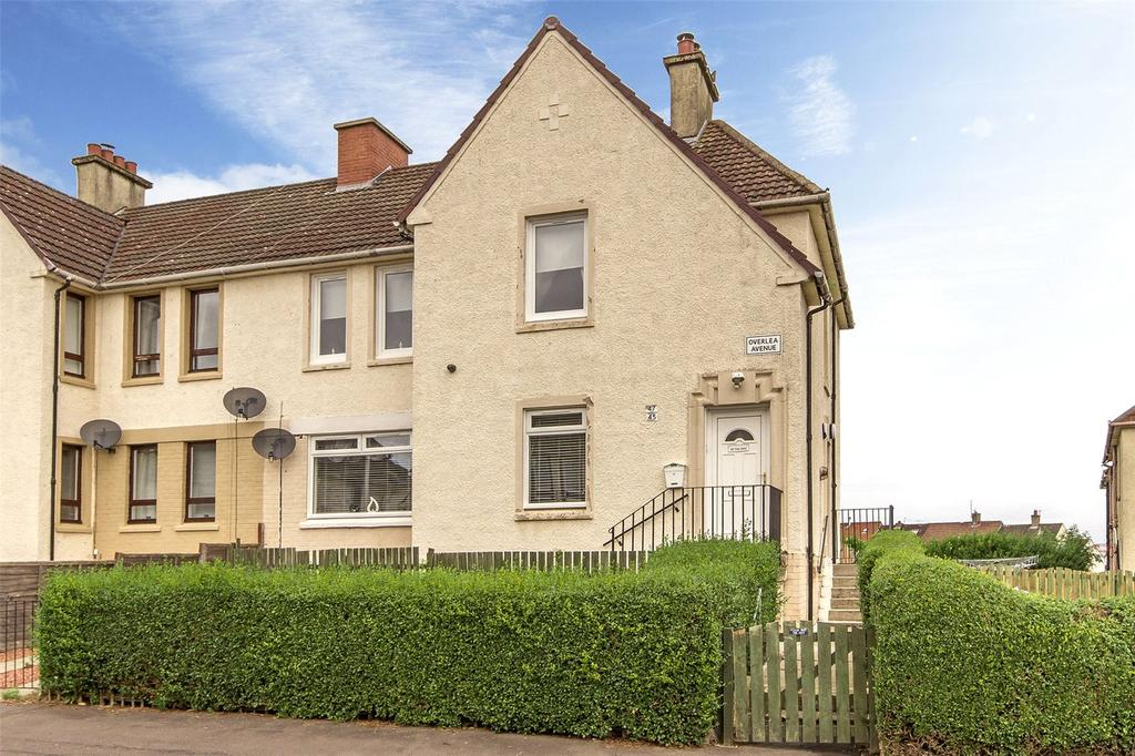 2 Bedrooms Flat for sale in 47 Overlea Avenue, Rutherglen, Glasgow, G73