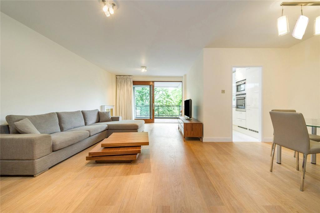 2 Bedrooms Flat for sale in Hamilton House, 1 Hall Road, London