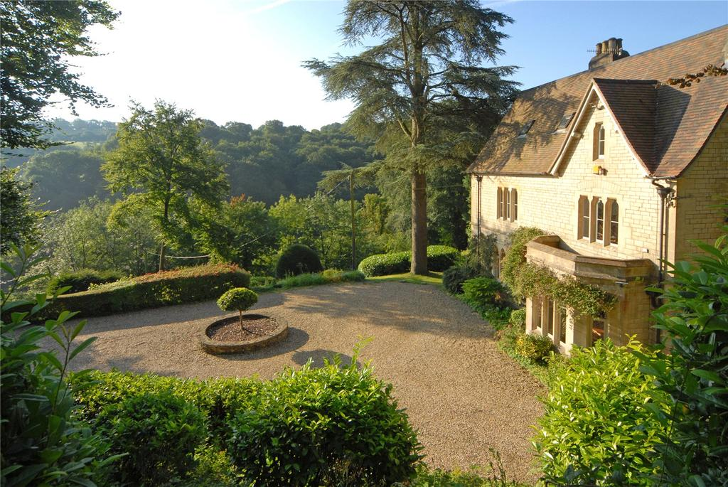 6 Bedrooms Detached House for sale in Rockness Hill, Nailsworth, Stroud, Gloucestershire, GL6