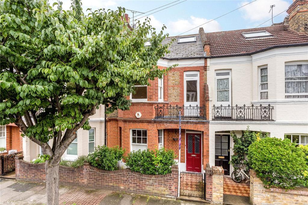 5 Bedrooms Terraced House for sale in Blackett Street, Putney, London, SW15