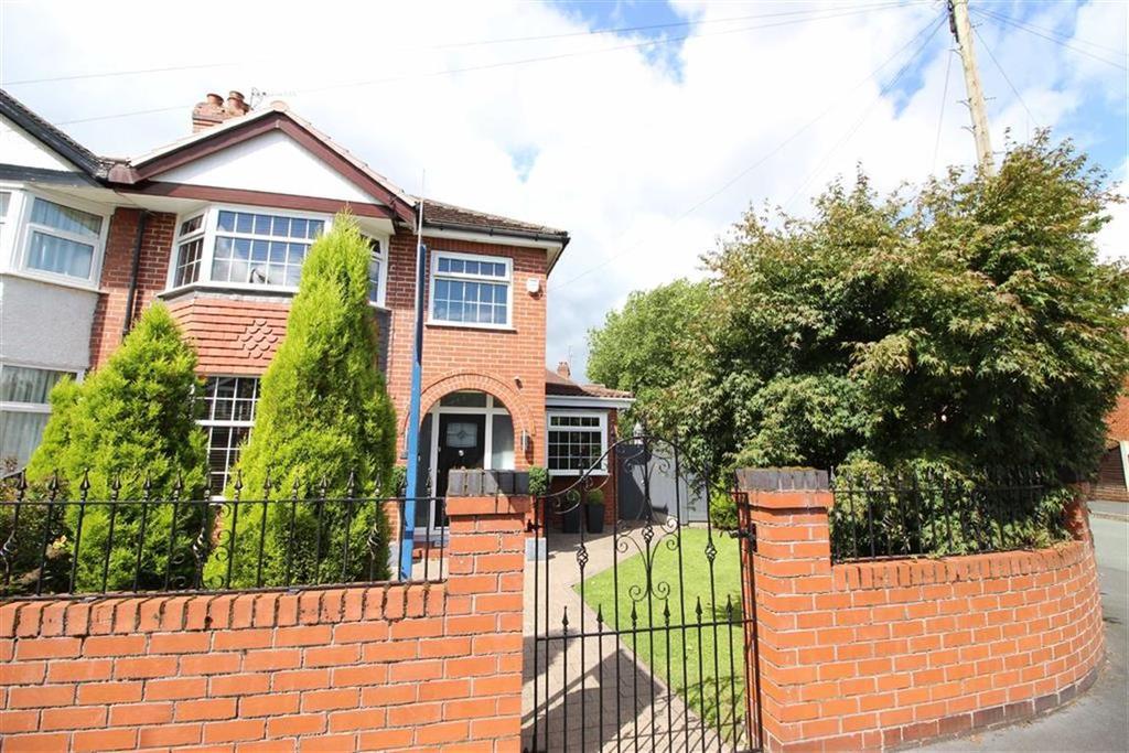 3 Bedrooms Semi Detached House for sale in Walton Road, Sale