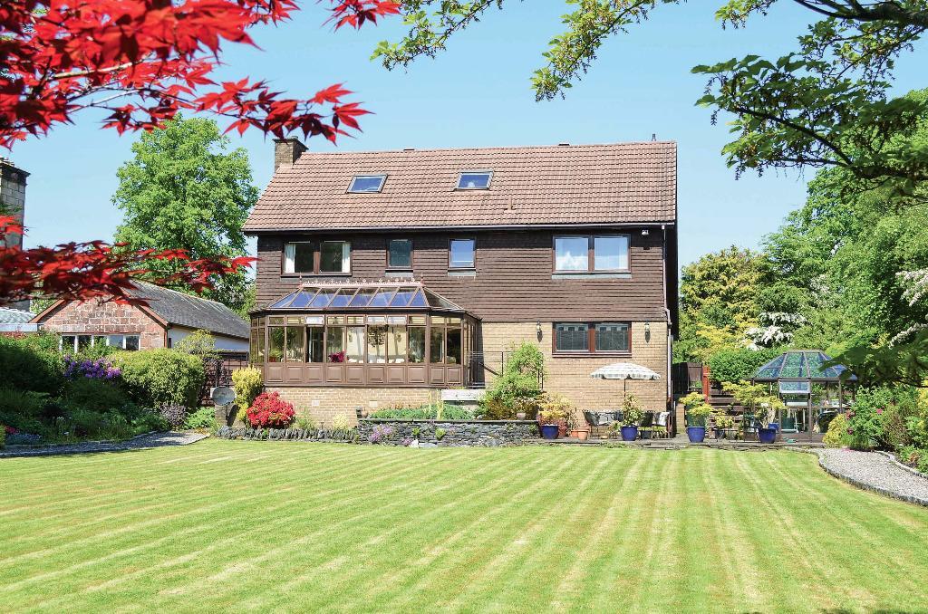 4 Bedrooms Detached House for sale in Stafford Street, Segton, Helensburgh, Argyll Bute , G84 9JU