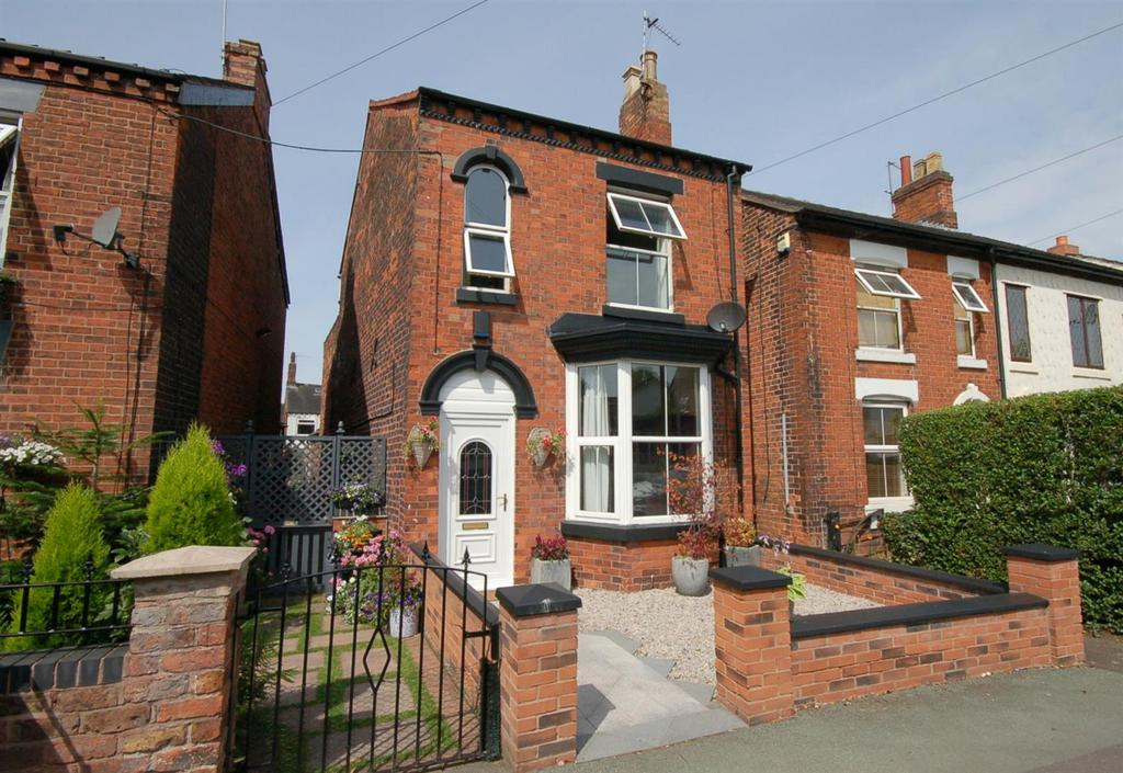 3 Bedrooms Detached House for sale in Shady Grove, Alsager