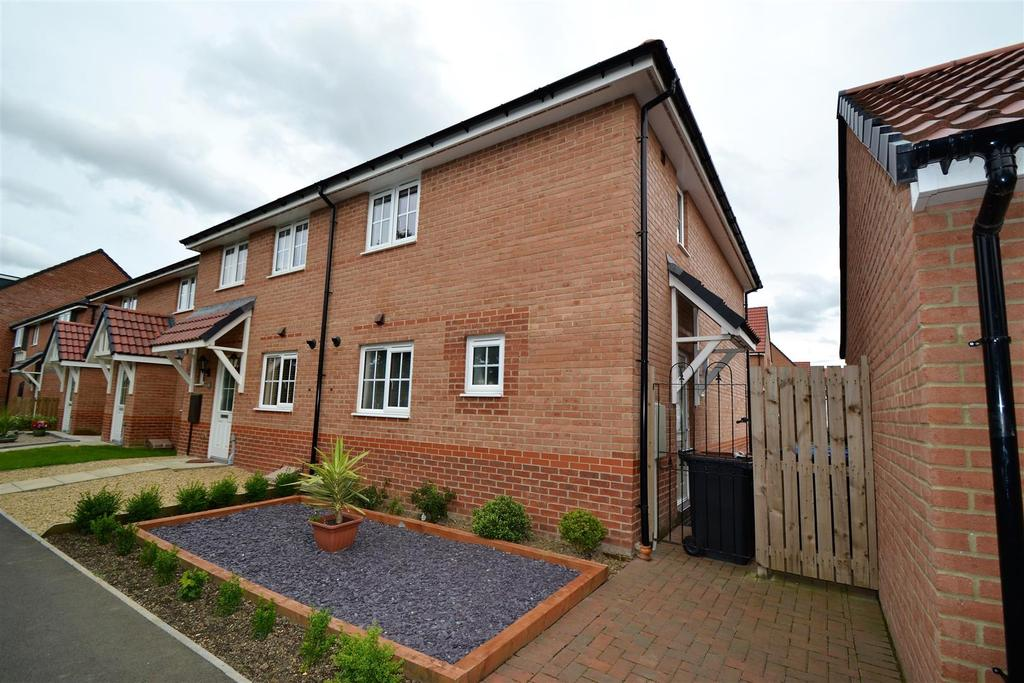 3 Bedrooms End Of Terrace House for sale in Swan Walk, Spennymoor
