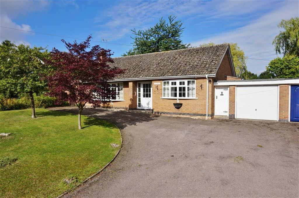 2 Bedrooms Detached Bungalow for sale in Thorpe Langton