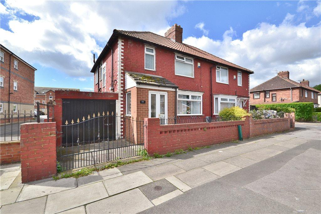 3 Bedrooms Semi Detached House for sale in Norton Avenue, Norton, Stockton-On-Tees