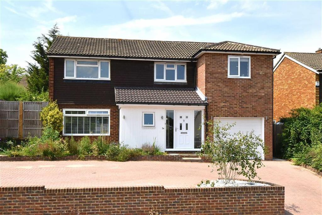 4 Bedrooms Detached House for sale in Cameron Road, Bromley, Kent
