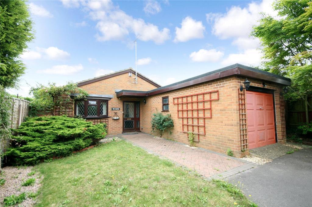 3 Bedrooms Detached Bungalow for sale in St Nicholas Drive, Pittville, Cheltenham, GL50