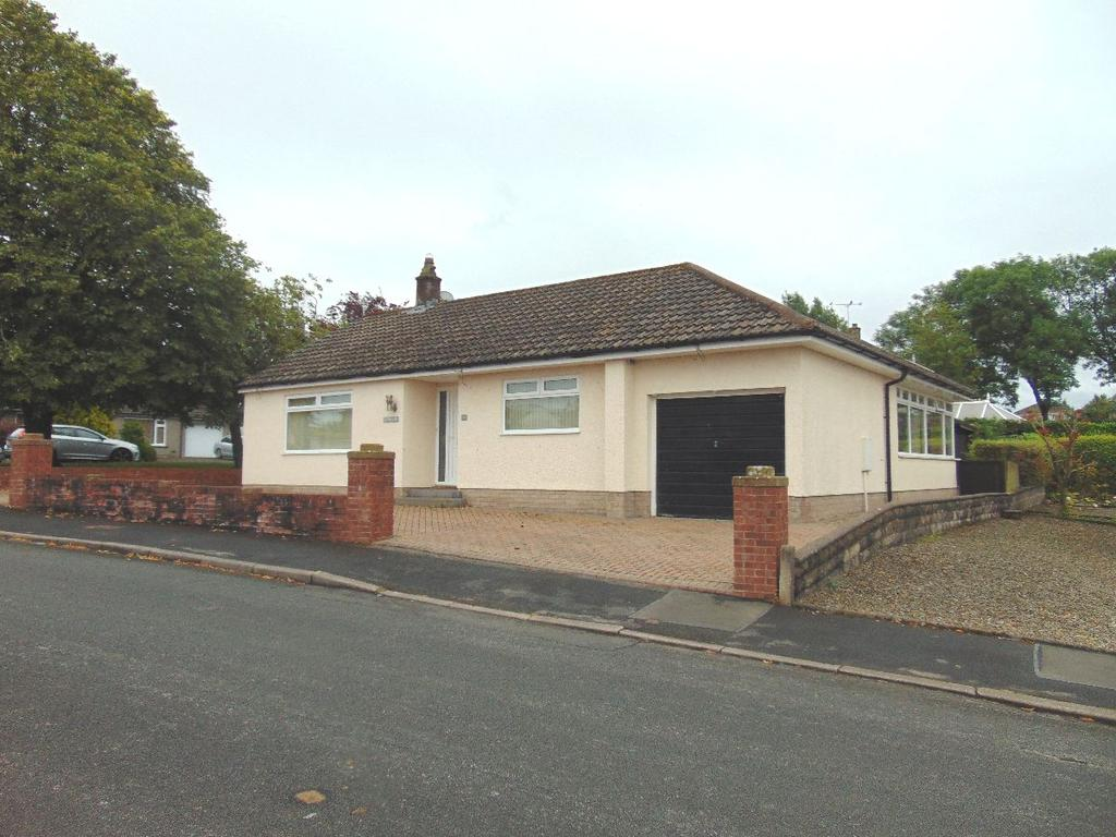 2 Bedrooms Bungalow for sale in 1 Allerdale Grove, Cockermouth, Cumbria, CA13 0BN