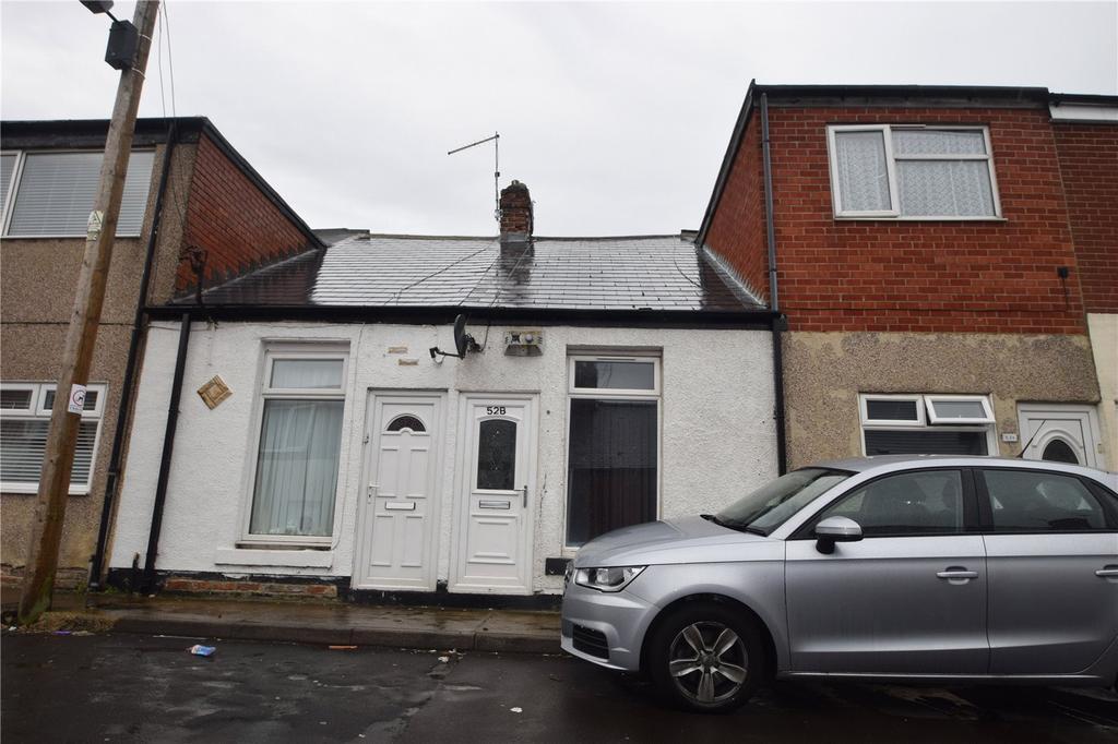 1 Bedroom Terraced Bungalow for sale in Thomas Street, Ryhope, Sunderland, SR2