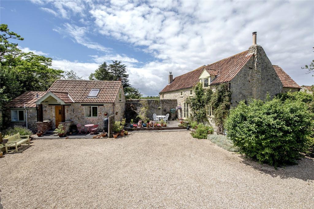 3 Bedrooms Detached House for sale in Shurton, Stogursey, Bridgwater, Somerset