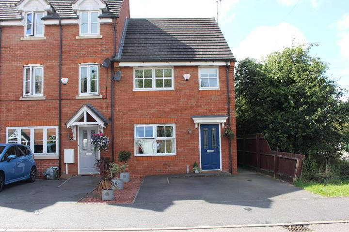 3 Bedrooms House for sale in Parnell Close, Littlethorpe, Leicester