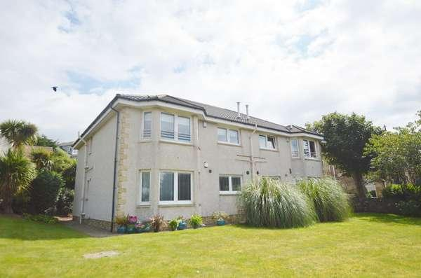 2 Bedrooms Flat for sale in 58C Ardrossan Road, Seamill, West Kilbride, KA23 9LX