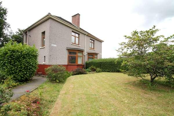 3 Bedrooms Semi-detached Villa House for sale in 120 Killin Street, Sandyhills, Glasgow, G32 9BA