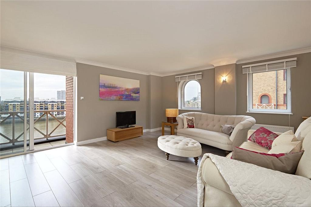 2 Bedrooms Flat for sale in Watermans Quay, Regent On The River, William Morris Way, London, SW6
