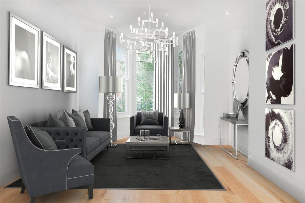 1 Bedroom Flat for sale in Bravington Road, London