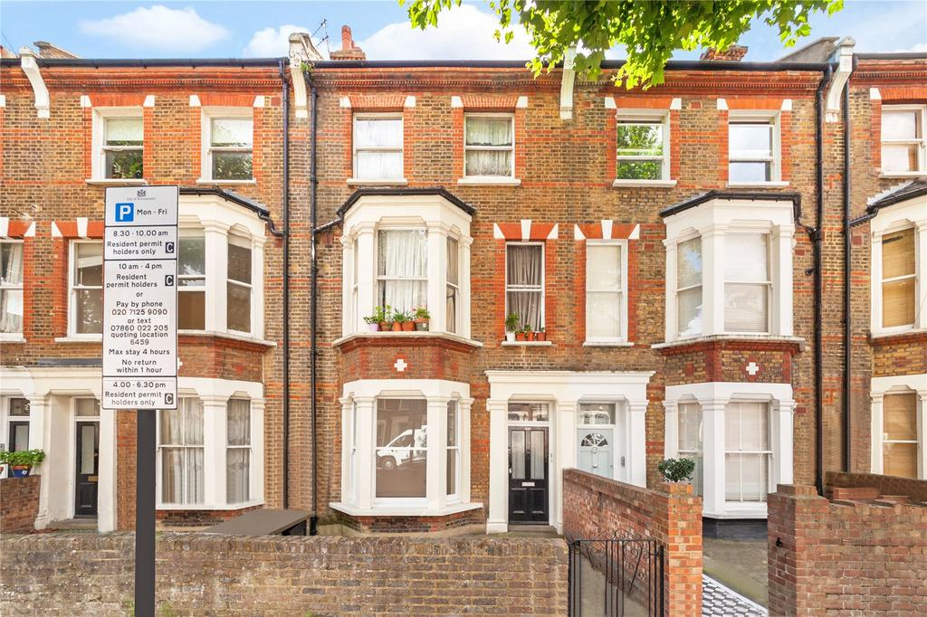 1 Bedroom Flat for sale in Shirland Road, Maida Vale, London