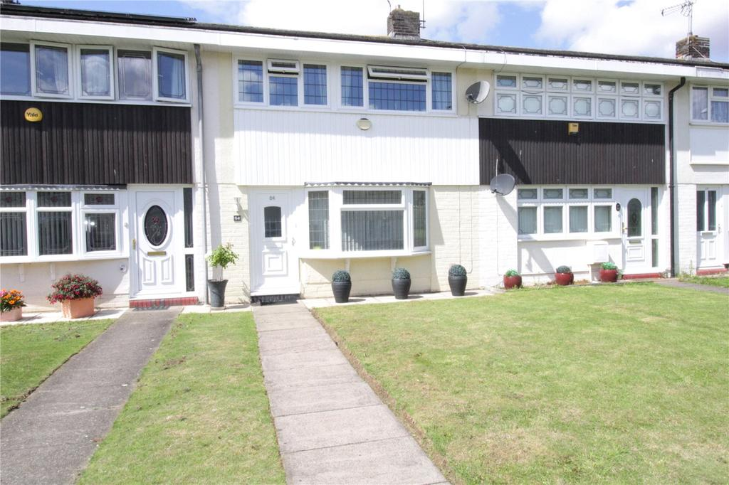 3 Bedrooms Terraced House for sale in Woolmer Green, Lee Chapel North, Basildon, Essex, SS15
