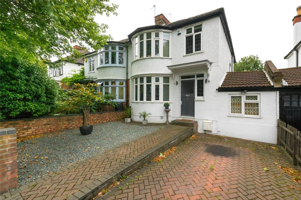 3 Bedrooms End Of Terrace House for sale in Doyle Gardens, Kensal Green, London, NW10