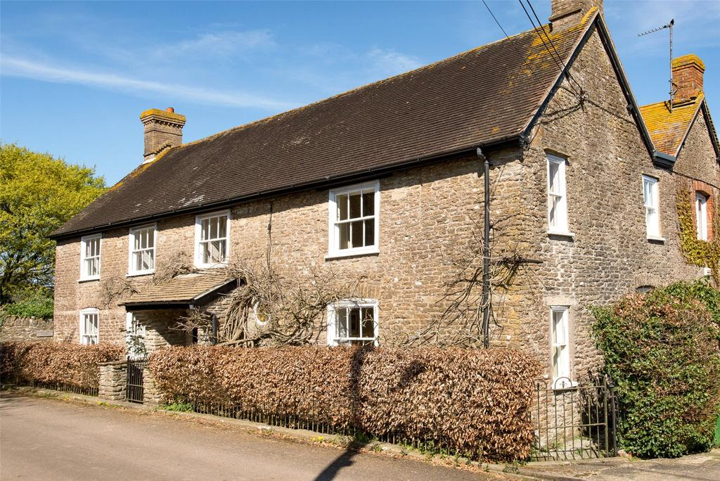 5 Bedrooms Detached House for sale in Whitechurch Lane, Henstridge, Templecombe, Somerset, BA8