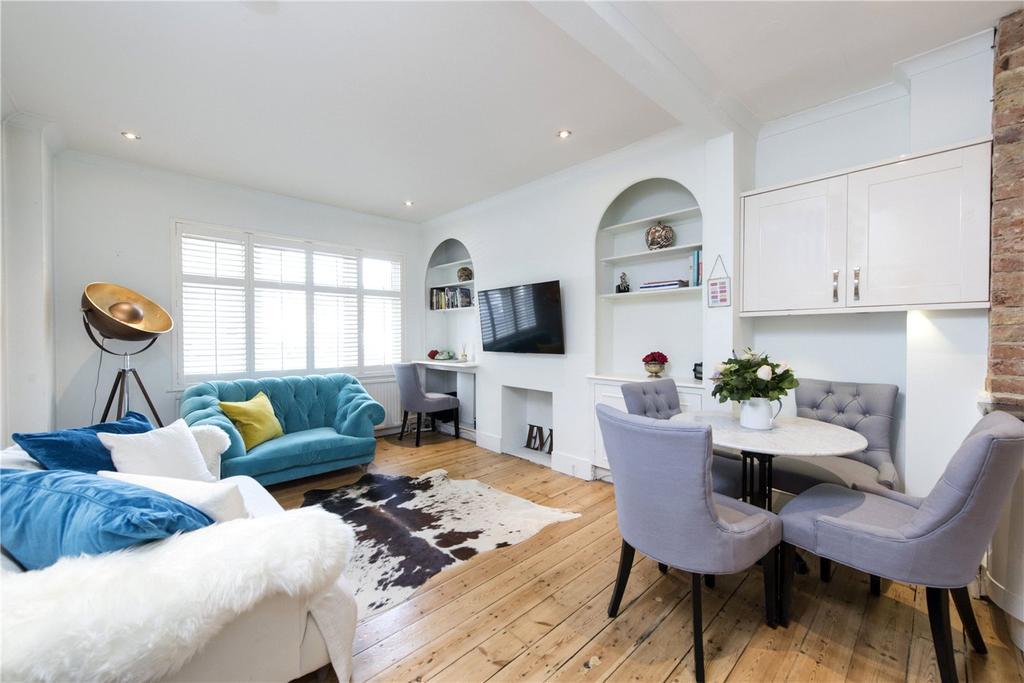 2 Bedrooms Flat for sale in Wandsworth Bridge Road, London, SW6