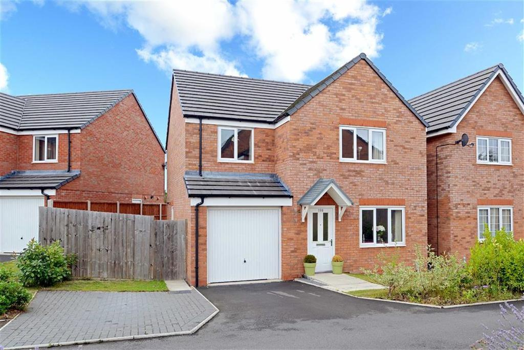 4 Bedrooms Detached House for sale in Yew Tree Close, Shrewsbury, Shropshire