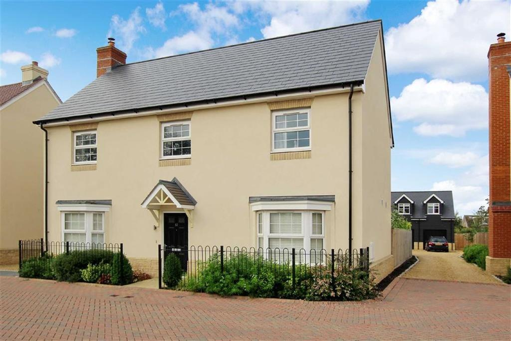 4 Bedrooms Detached House for sale in 12, Yew Tree Close, Launton