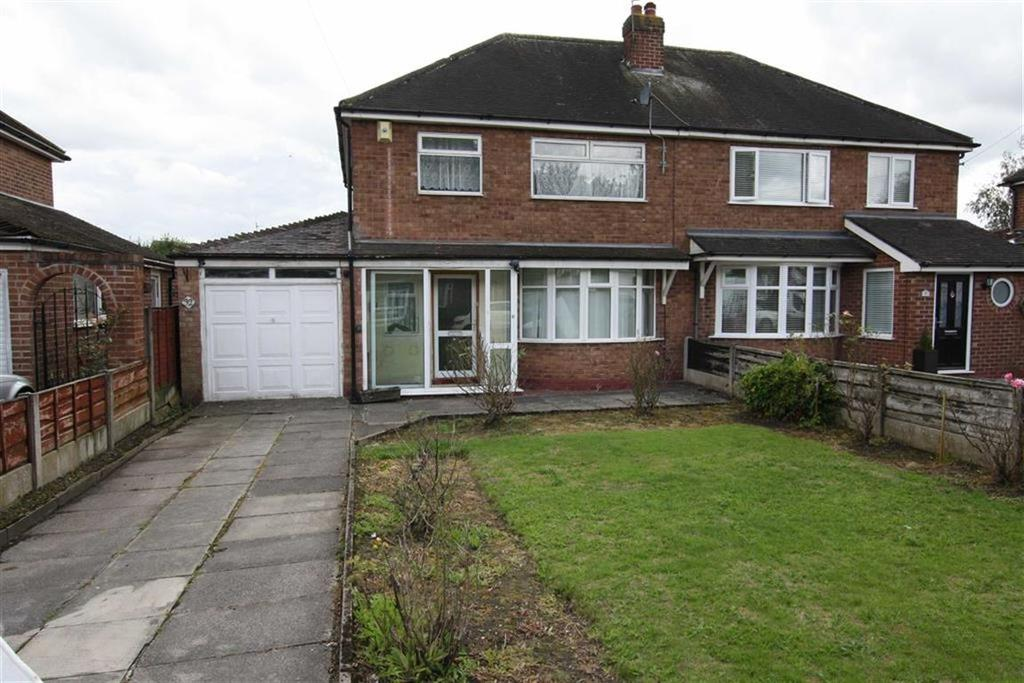 3 Bedrooms Semi Detached House for sale in Cherry Tree Road, Northern Moor