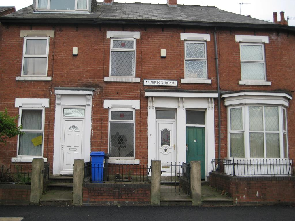 3 Bedrooms Terraced House for rent in Alderson Road, Sheffield S2