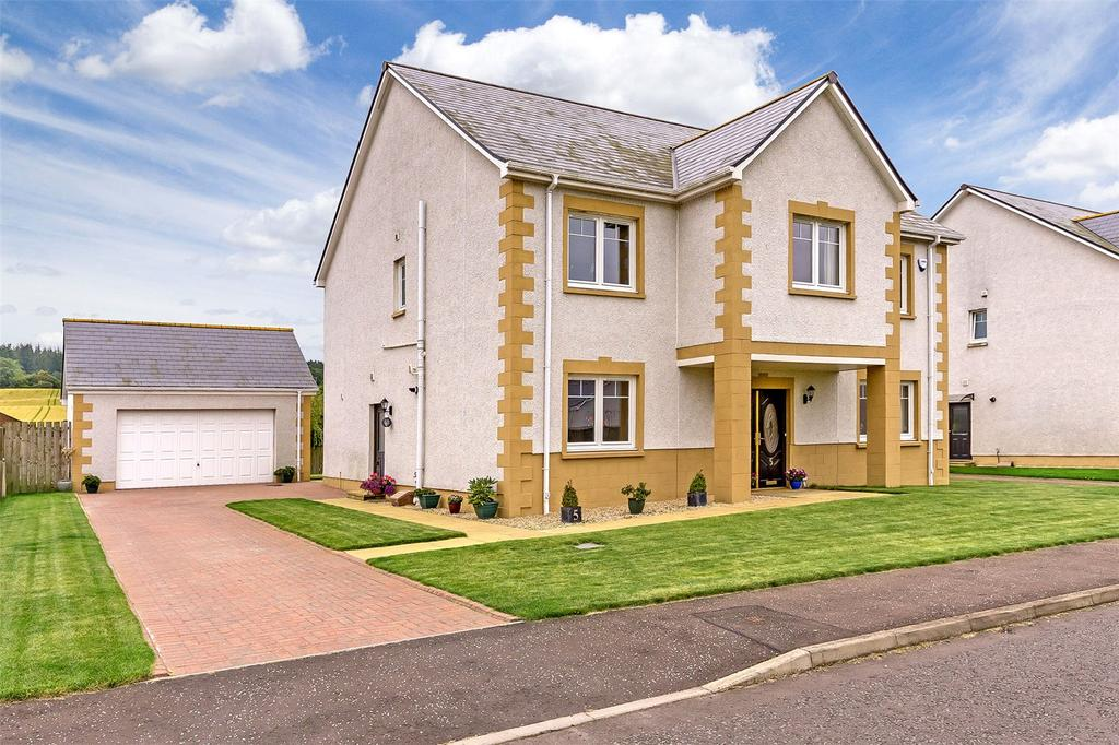 5 Bedrooms Detached House for sale in 5 Munro Avenue, Tibbermore, PH1