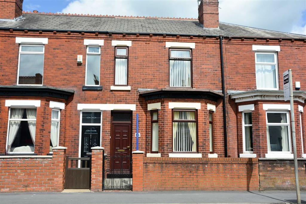 2 Bedrooms Terraced House for sale in Park Road, Springfield, Wigan, WN6