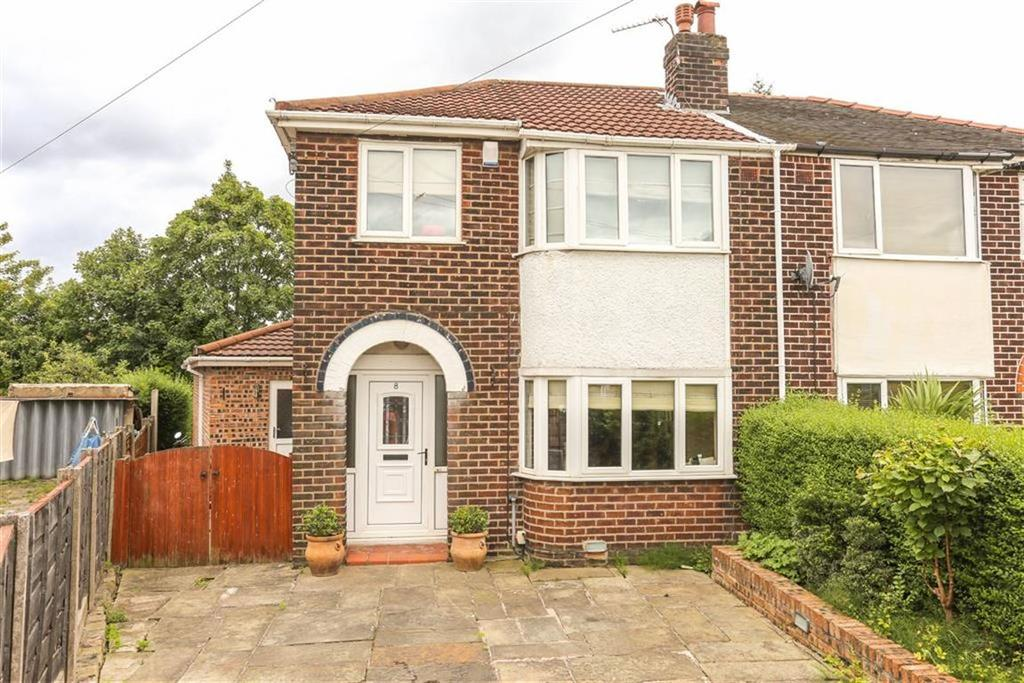 3 Bedrooms Semi Detached House for sale in Fencegate Avenue, Heaton Chapel