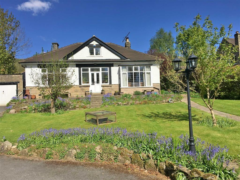 wayside, riddings lane, curbar, hope valley, derbyshire, s32 4 bed