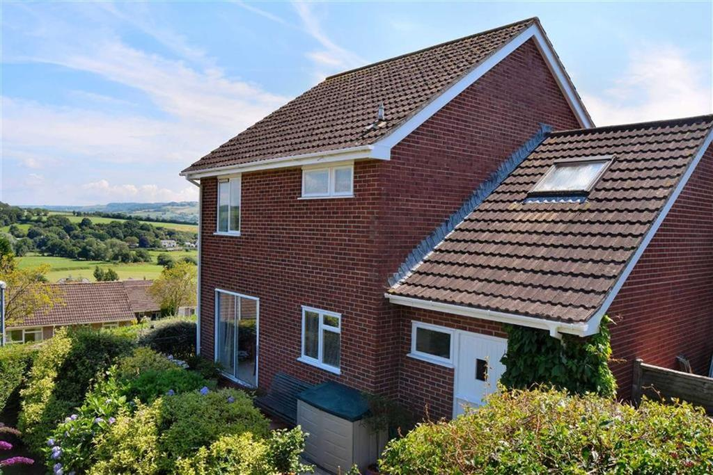 4 Bedrooms Detached House for sale in Castle View, Colyton, Devon, EX24