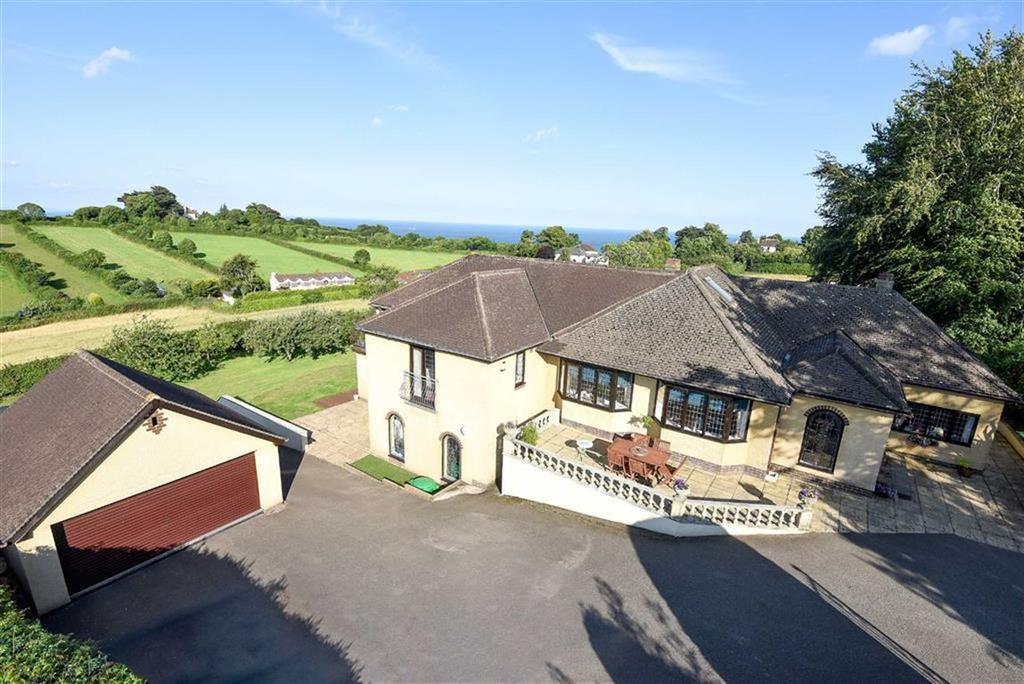 6 Bedrooms Detached House for sale in Longpark Hill, Maidencombe, Torquay, TQ1