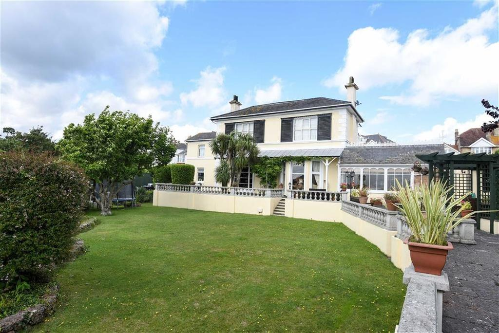 6 Bedrooms Detached House for sale in Ash Hill Road, Torquay, TQ1