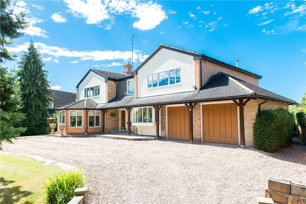6 Bedrooms Detached House for sale in Ford Lane, Langley, Stratford-upon-Avon, Warwickshire, CV37