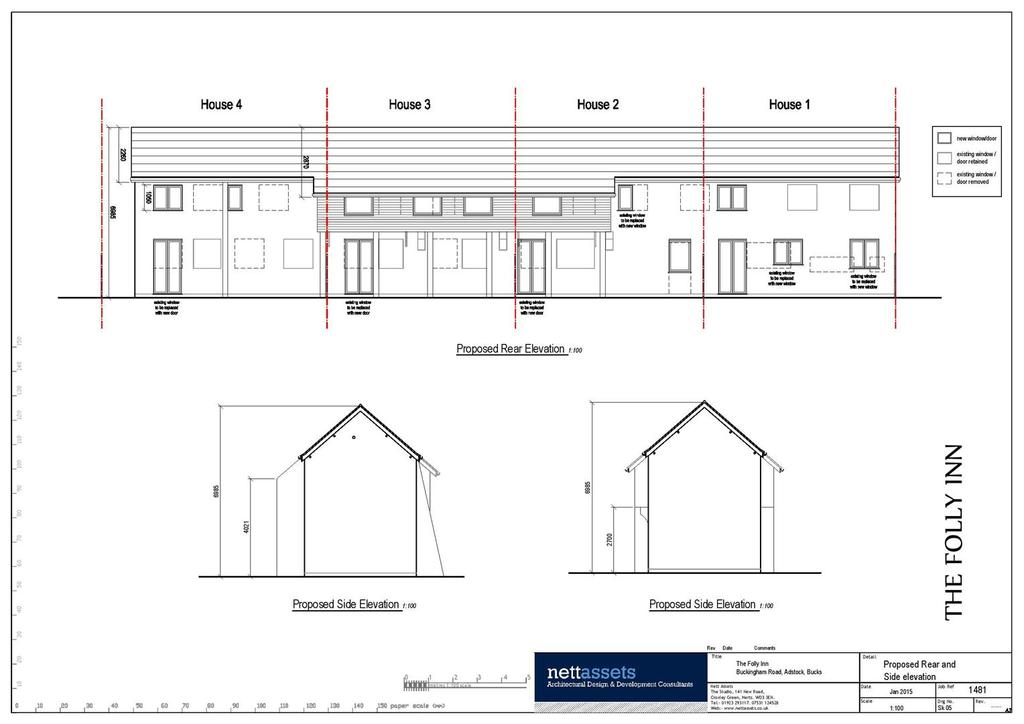 Plot Commercial for sale in Buckingham Road, Adstock, Buckingham