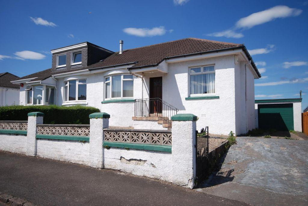 2 Bedrooms Semi Detached Bungalow for sale in 35 Dunbar Avenue, Rutherglen, Glasgow, G73 3JN