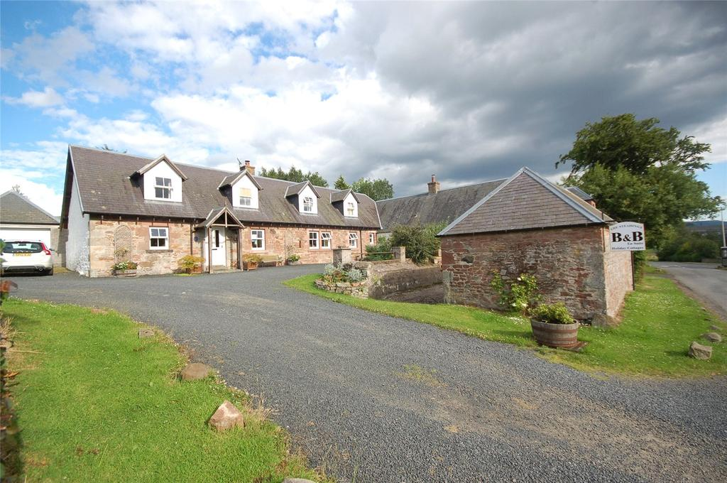 4 Bedrooms Equestrian Facility Character Property for sale in The Steadings Granary Cottage, Roundabouts, Chesters, Scottish Borders, TD9