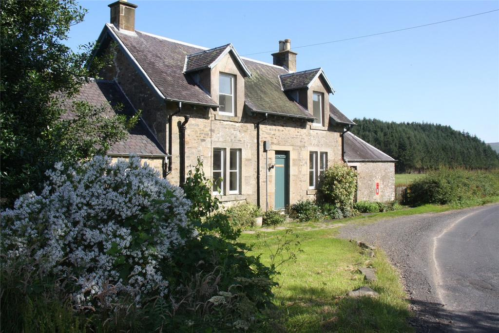 2 Bedrooms Detached House for sale in Singlie Cottage, Selkirk, Scottish Borders, TD7