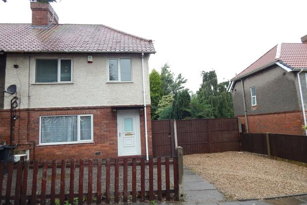 3 Bedrooms Semi Detached House for sale in Croft Avenue, Hucknall, Nottingham, NG15