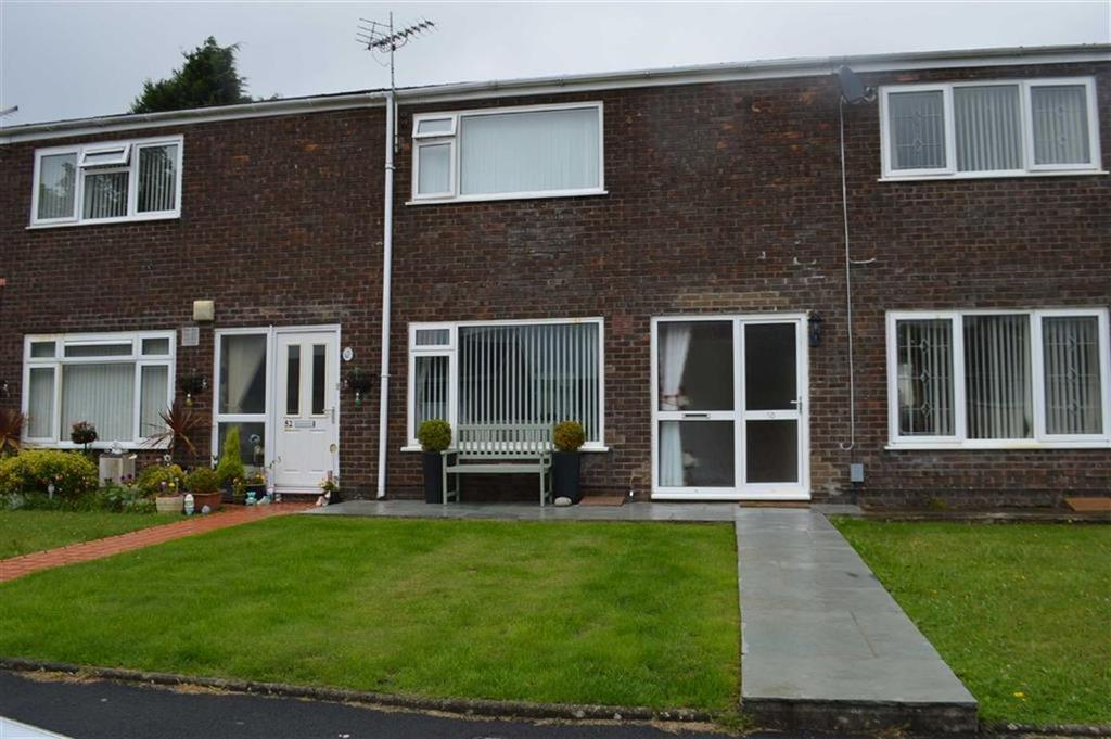 2 Bedrooms Terraced House for sale in Aneurin Way, Swansea, SA2