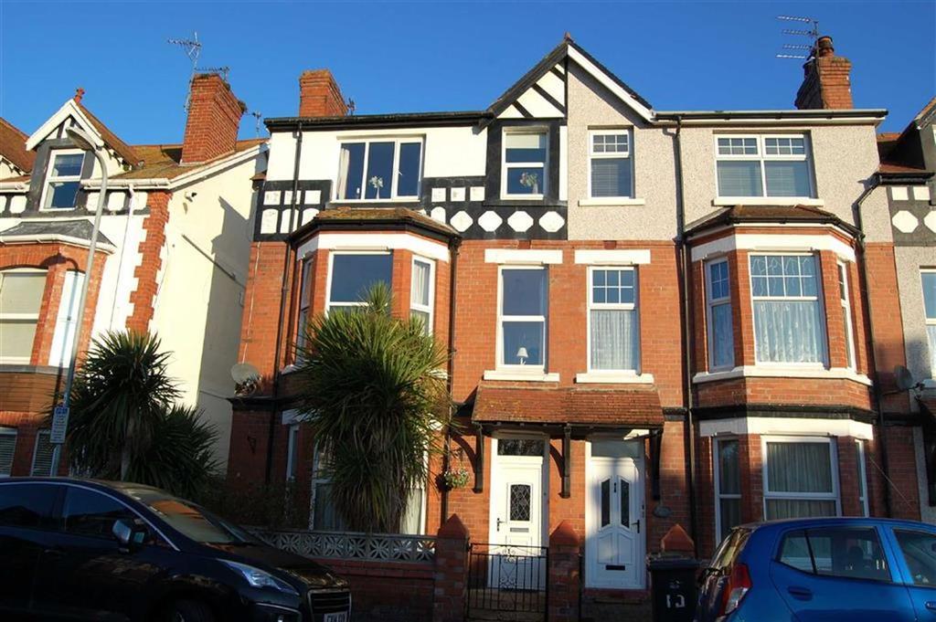 6 Bedrooms Terraced House for sale in Curzon Road, Craig Y Don, Llandudno, Conwy