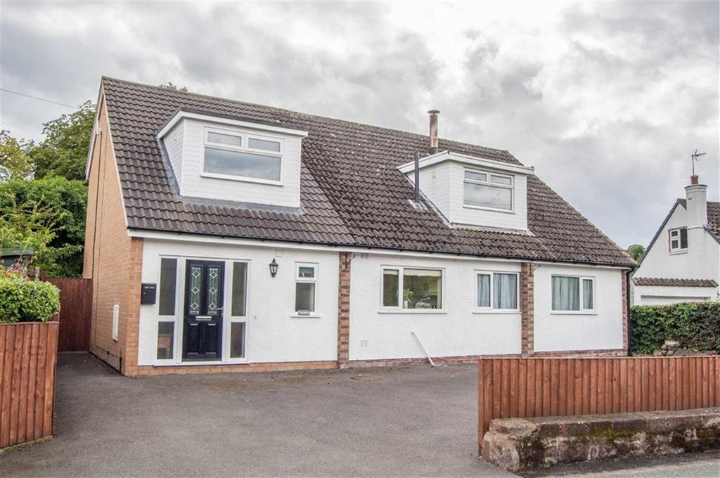 4 Bedrooms Detached House for sale in Burton Road, Rossett, Wrexham, Rossett